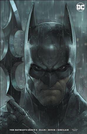 Batman's Grave 6-B