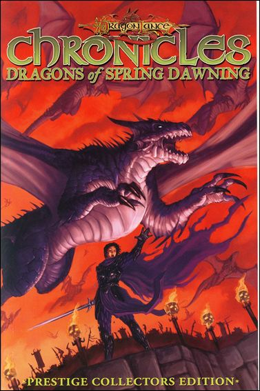 Dragonlance: Chronicles (2007) 1-B by Devil's Due