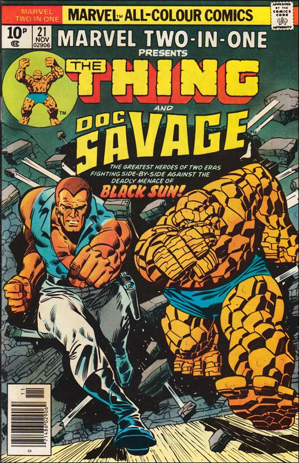 Marvel Two-In-One (1974) 21-B by Marvel