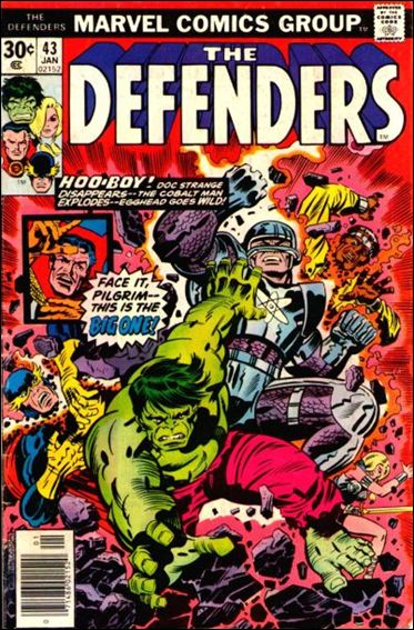 Defenders (1972) 43-A by Marvel