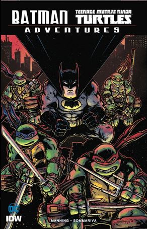 Batman/Teenage Mutant Ninja Turtles Adventures 1-C