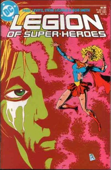 Legion of Super-Heroes (1984) 16-A by DC