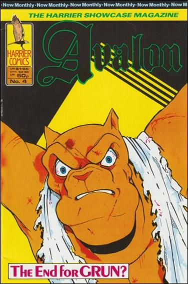 Avalon 4-A by Harrier Comics
