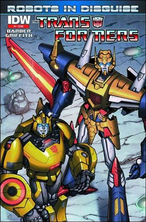 Transformers: Robots in Disguise (2012) 1-I