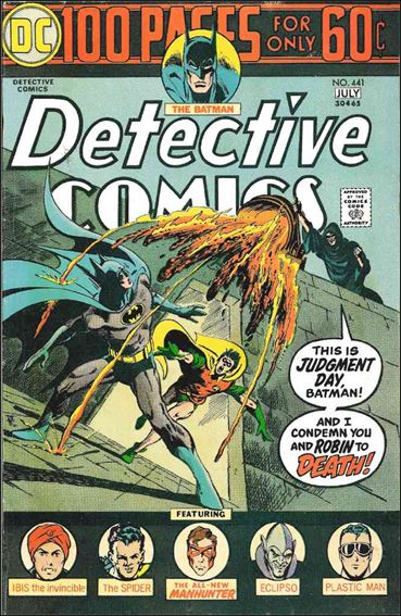 Detective Comics (1937) 441-A by DC