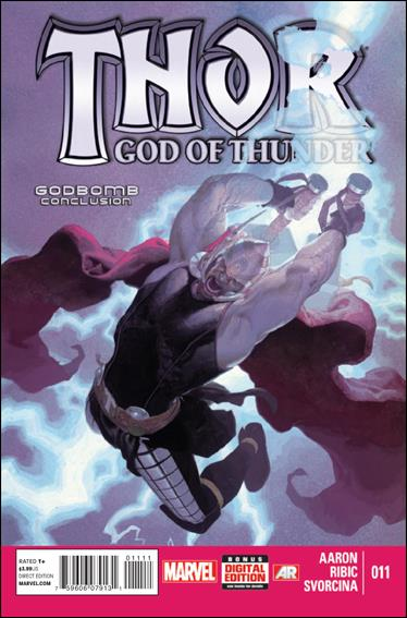 Thor: God of Thunder 11-A by Marvel