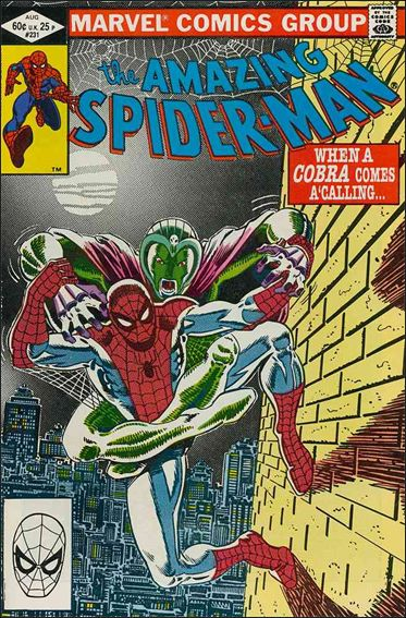 Amazing Spider-Man (1963) 231-A by Marvel