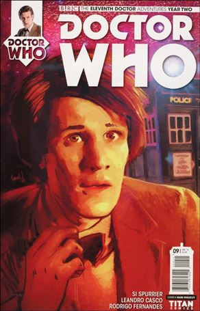 Doctor Who: The Eleventh Doctor Year Two 9-A