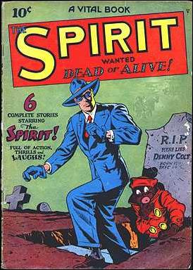 Spirit (1945) 1-A by Quality