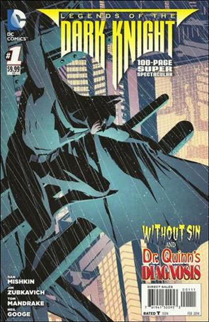 Legends of the Dark Knight 100-Page Super Spectacular 1-A