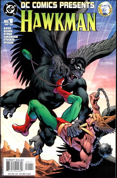 DC Comics Presents: Hawkman 1-A by DC
