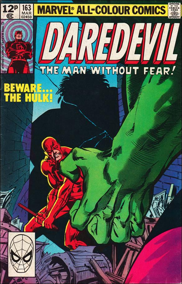 Daredevil (1964) 163-B by Marvel