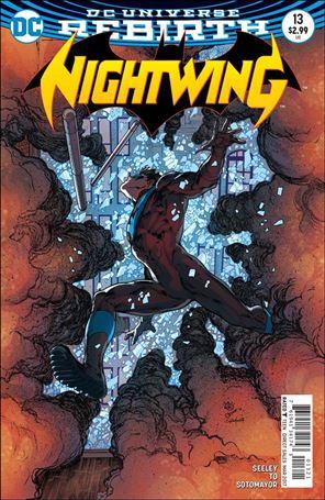 Nightwing (2016) 13-B