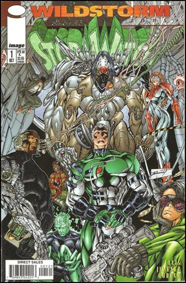 StormWatch (1997) 1-C by Image