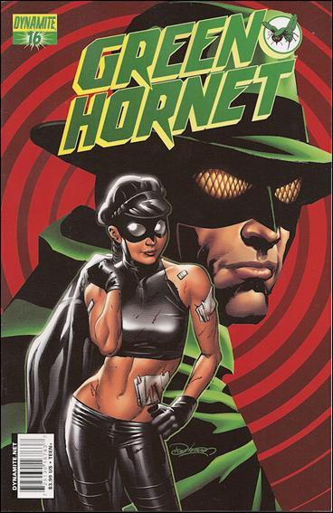 Green Hornet (2010) 16-C by Dynamite Entertainment