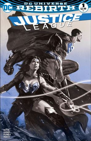 Justice League (2016) 1-F