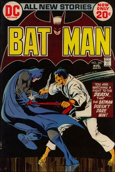 Batman (1940) 243-A by DC