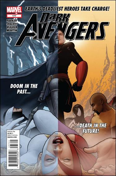 Dark Avengers (2012) 177-A by Marvel