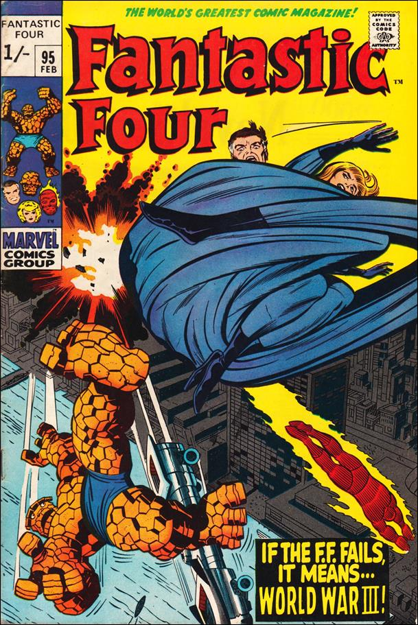 Fantastic Four (1961) 95-B by Marvel