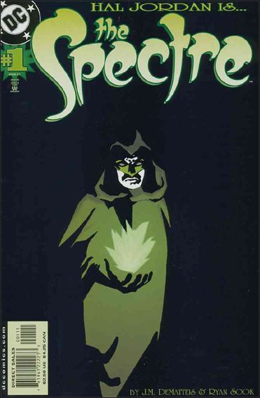 Spectre (2001) 1-A by DC