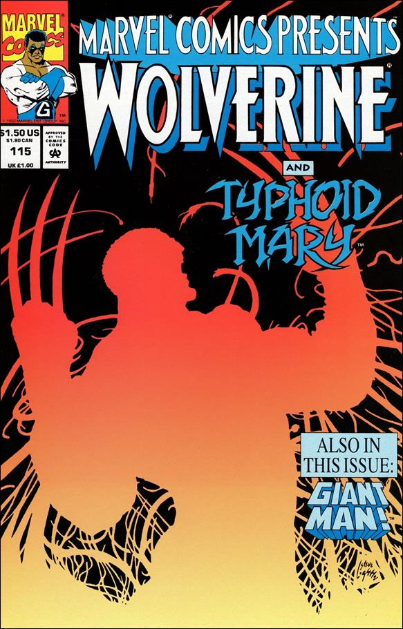 Marvel Comics Presents (1988) 115-A by Marvel