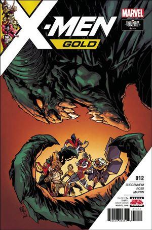 X-Men: Gold (2017) 12-A
