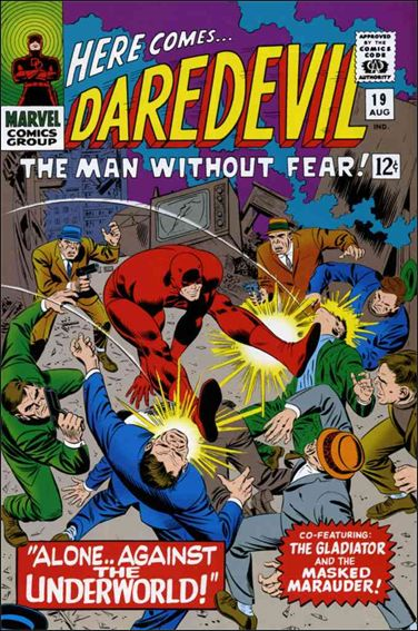 Daredevil (1964) 19-A by Marvel