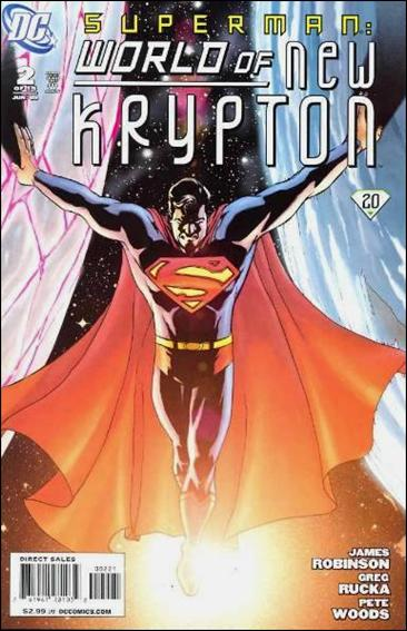 Superman: World of New Krypton 2-B by DC