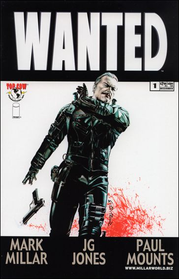 Wanted (2003) 1-B by Top Cow