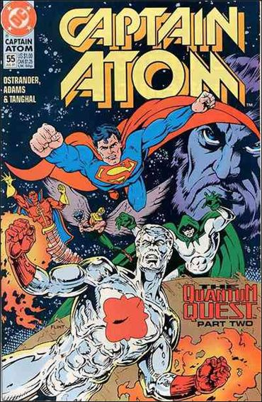 Captain Atom (1987) 55-A by DC