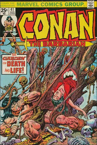 Conan the Barbarian (1970) 41-A by Marvel