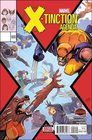 X-Tinction Agenda  2-A