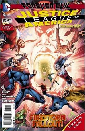 Justice League of America (2013)  13-B