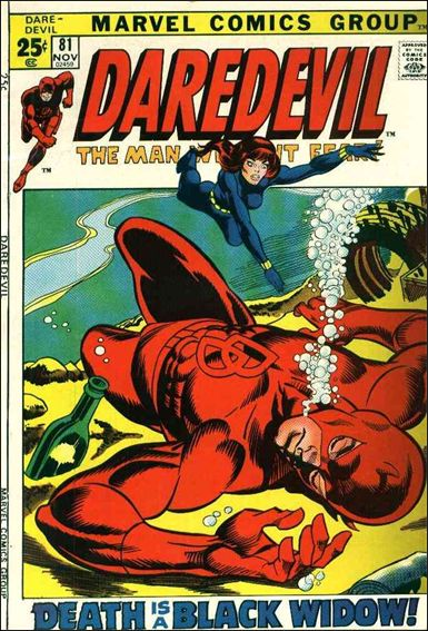 Daredevil (1964) 81-A by Marvel