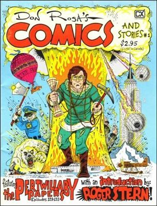 Don Rosa's Comics and Stories 1-A