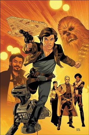 Solo: A Star Wars Story Adaptation 1-C