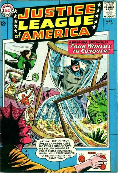 Justice League of America (1960) 26-A by DC