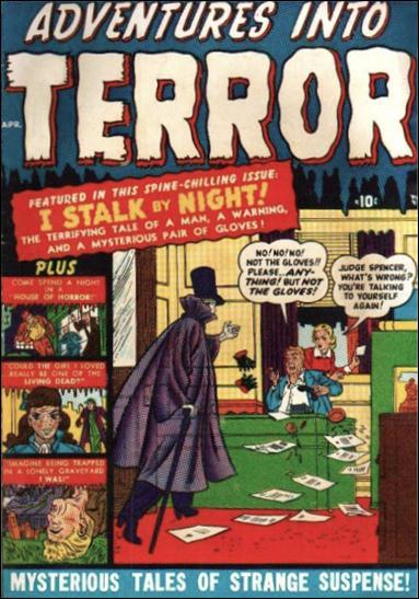 Adventures into Terror 3-A by Atlas