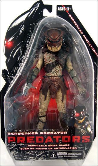 Predator Berserker Predator by NECA