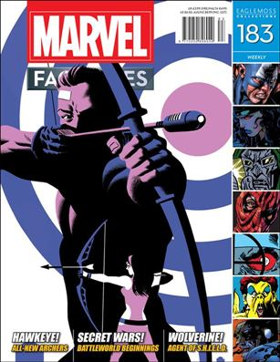Marvel Fact Files 183-A