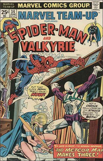 Marvel Team-Up (1972) 34-A by Marvel
