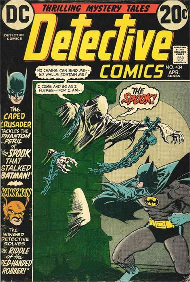Detective Comics (1937) 434-A by DC