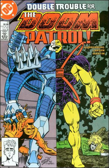 Doom Patrol (1987) 11-A by Vertigo