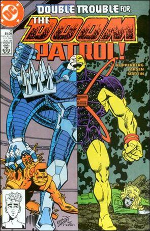 Doom Patrol (1987) 11-A