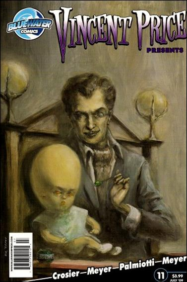 Vincent Price Presents 11-A by Bluewater Comics