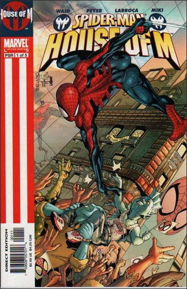 Spider-Man: House of M 1-A by Marvel