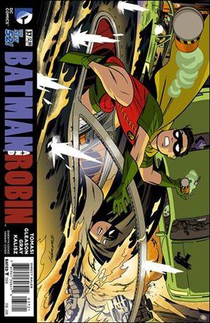 Batman and Robin (2011) 37-B
