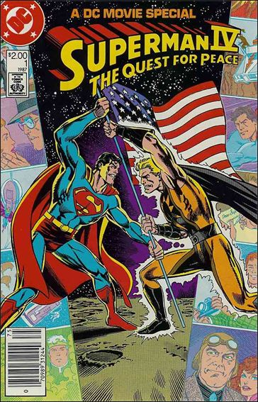 Superman IV Movie Special 1-A by DC