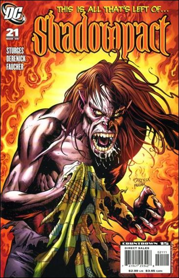 Shadowpact 21-A by DC