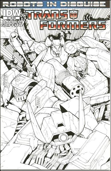 Transformers: Robots in Disguise 2-C by IDW